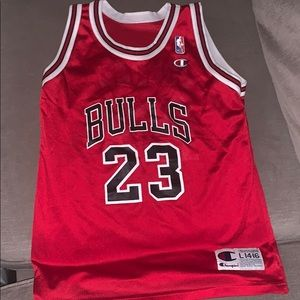 Michael Jordan Champion Jersey size 14-16